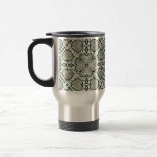 Granito del trébol tazas de café