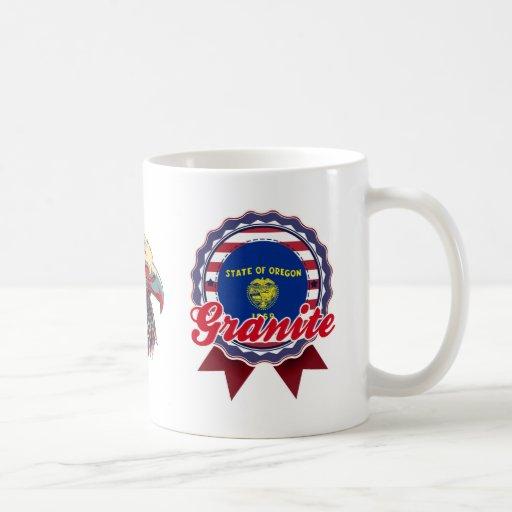 Granito, O Tazas De Café