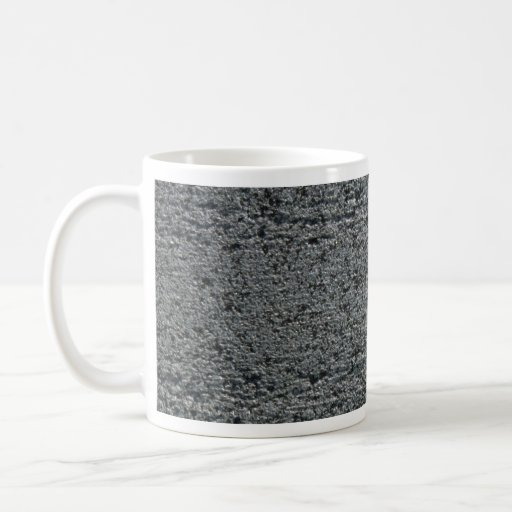 Granito sin pulir taza de café