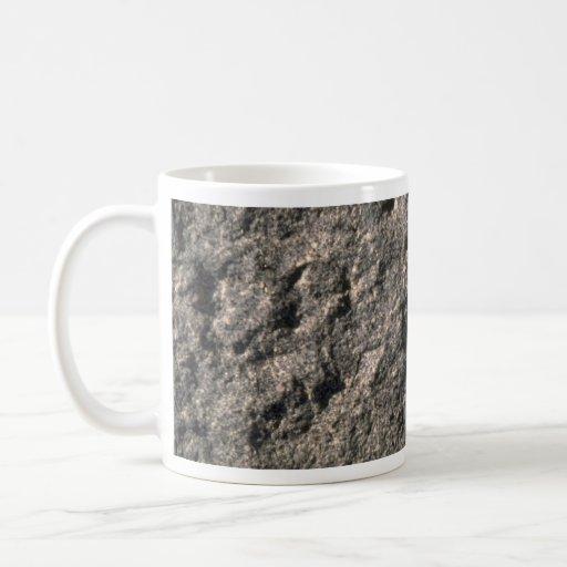 Granito sin pulir taza