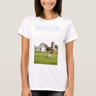 Granja de Amish Camiseta