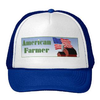 Granjero americano gorras de camionero