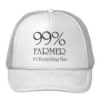 Granjero del 99% gorras