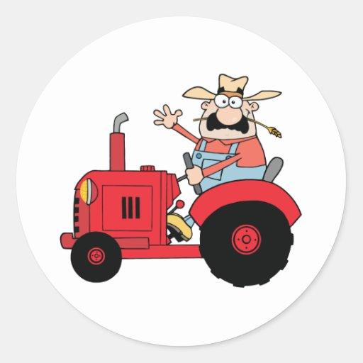 - granjero_feliz_en_el_tractor_rojo_que_agita_un_sal_pegatina-ree269beb7ae04ecc8b657630b3e0f9fe_v9waf_8byvr_512