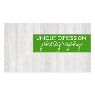 Grano de madera plantilla de tarjeta de negocio