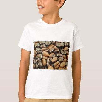 Granos de café camiseta