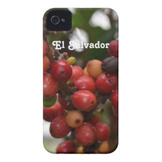 Granos de café de El Salvador Case-Mate iPhone 4 Protector