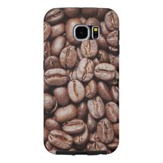 Granos de café funda samsung galaxy s6