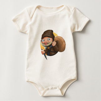 Granuja Body Para Bebé