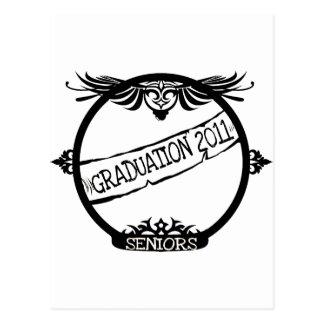 Graudation 2011 postal
