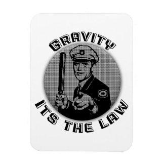 Gravedad su la ley iman de vinilo