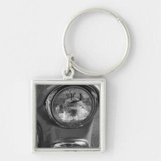 Grayscale de la linterna de 55 Chevy Llavero