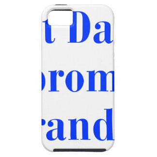 great-dads-bodoni-blue png iPhone 5 protector