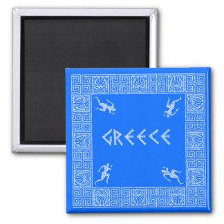 Grecia Imán Cuadrado