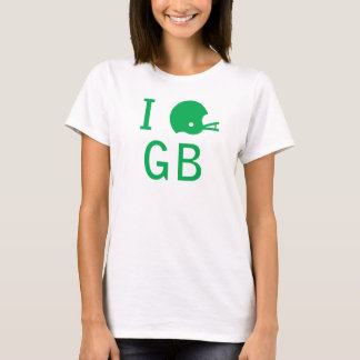 Green Bay - verde Camiseta
