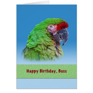 greenmacboss tarjeta de felicitación