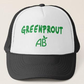 Greenprout ecológico gorra de camionero