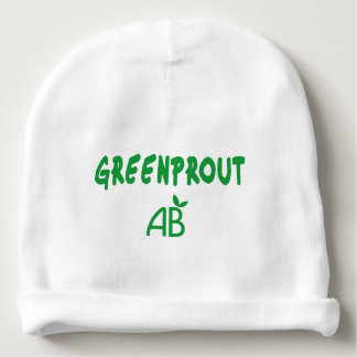 Greenprout ecológico gorrito para bebe