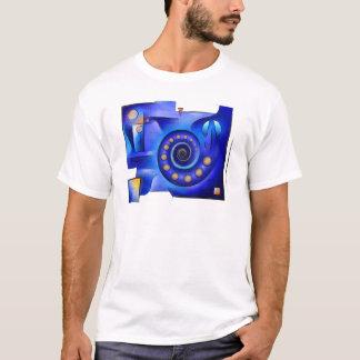 Grefenissa V1 - arte del espacio fuera trasero Camiseta
