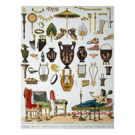 Griego clásico postal