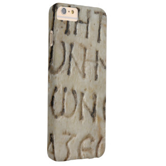 Griegos clásicos funda barely there iPhone 6 plus