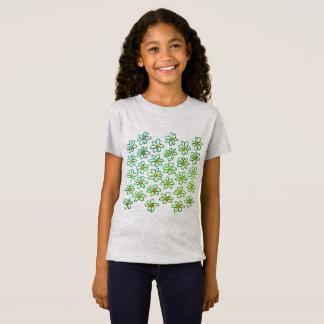 Gris de la camiseta de los diseñadores con las