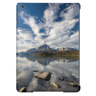 Gris de Lago. Cordillera del Paine 1 Carcasa iPad Air