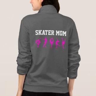 Gris personalizado chaqueta de la mamá del