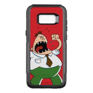 Griterío principal de capitán Underpants el | Funda Commuter De OtterBox Para Samsung Galaxy S8+