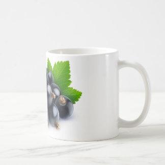 Grosellas negras taza