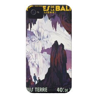 Grottes de la Balme iPhone 4 Case-Mate Cobertura