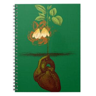 Grow your heart cuaderno