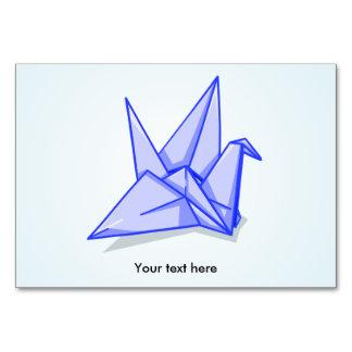 Grúa de Origami