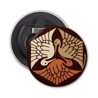doggystyle redondo y marrón