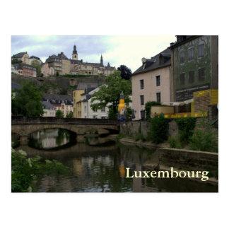 Grund, Luxemburgo Postal