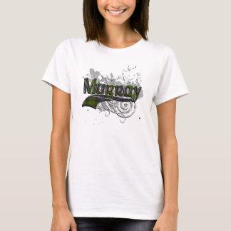 Grunge del tartán de Murray Camiseta