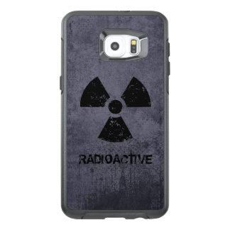 Grunge radiactivo del Selecto-UNO-Color Funda OtterBox Para Samsung Galaxy S6 Edge Plus