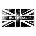 Grunge Reino Unido Tarjetas De Visita
