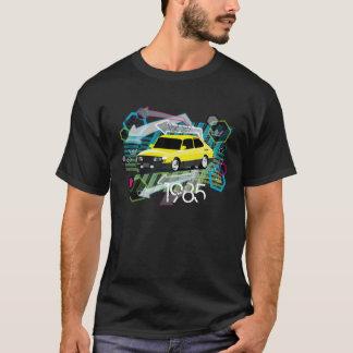 grunge Saab 900 SPG, colores de los años 80 Camiseta