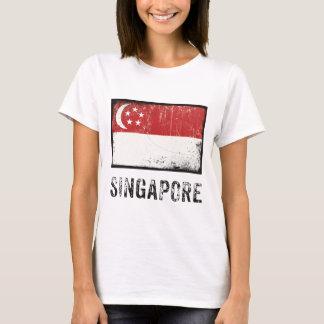 Grunge Singapur Camiseta