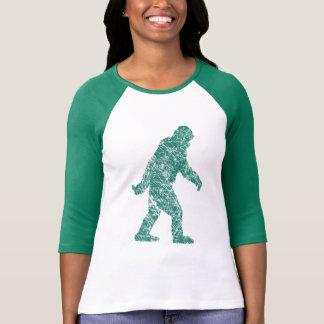 Grunge Squatchin Camisetas