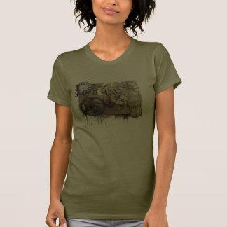 Grunge Steampunk Camiseta