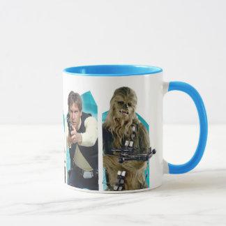 Grupo B de Star Wars Taza