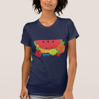 Grupo de la fruta de Kawaii Camisas