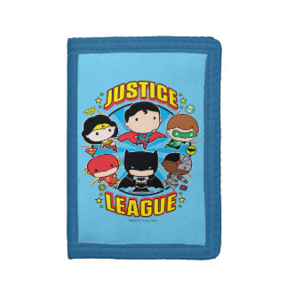 Grupo de la liga de justicia de Chibi