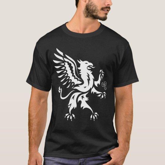 Gryphon tribal camiseta