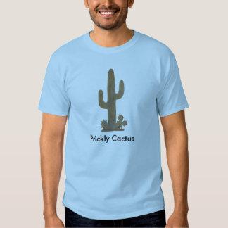 gs_cactus_11208,         cactus espinoso camisetas