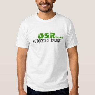 GSR, motocrós que compite con, mx.com Camisetas