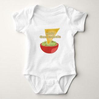 Guacamole santo body para bebé