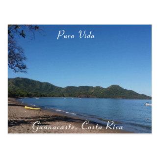 Guanacaste, postal de Costa Rica